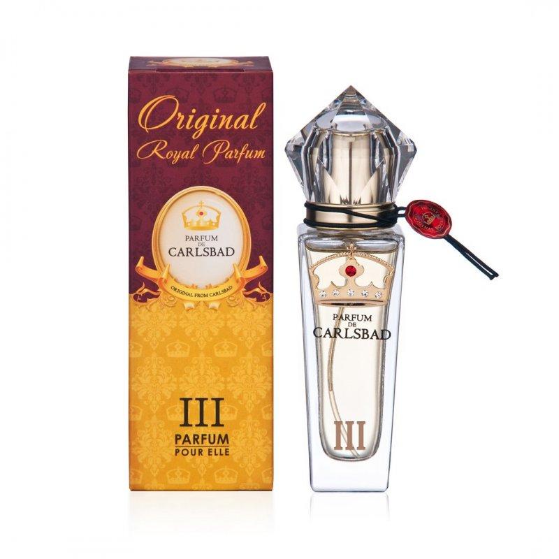 PARFUM POUR ELLE NO. III 30 ml